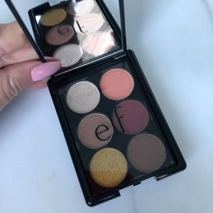 brand new elf eyeshadow palette